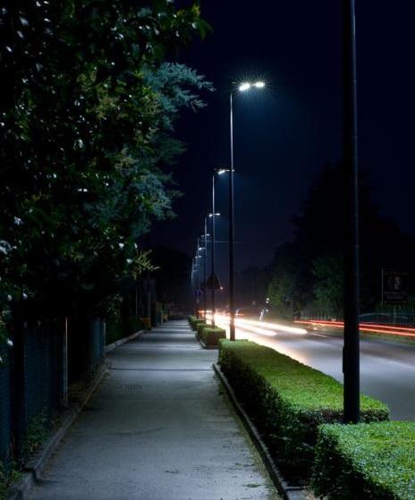Oświetlenie Uliczne Led Lampy Uliczne I Drogowe Led Bestlighting Pl
